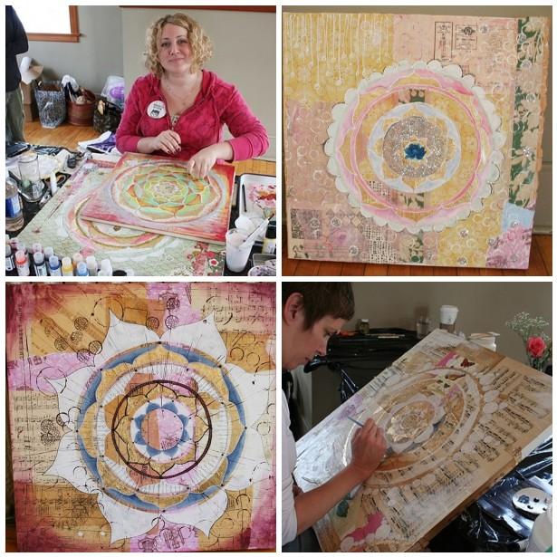 Flickr mandala mosaic1844650