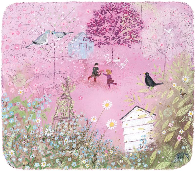 Lucy grossmith secret garden