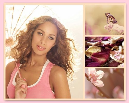 Leona butterfly girl