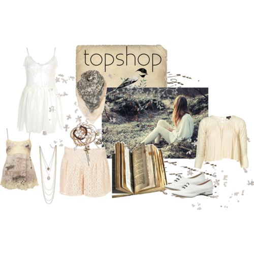 Topshop spring 2010 bird set