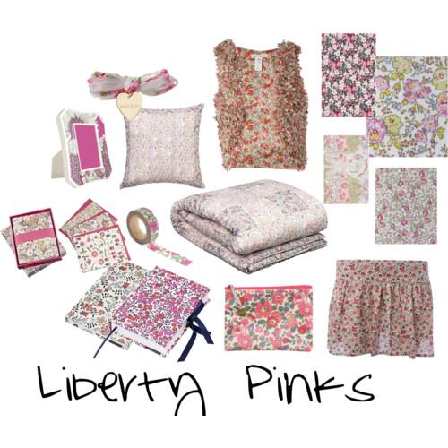 Liberty pinks