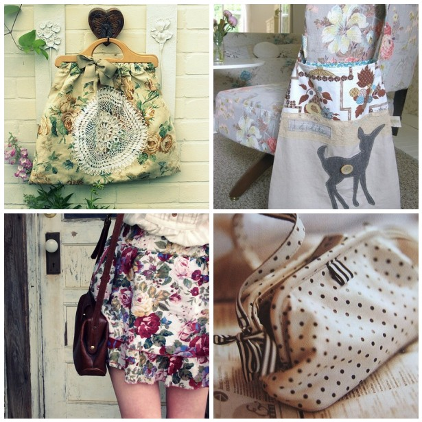 Mosaic bags