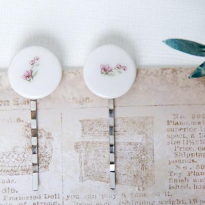 Redraven hairpins 12