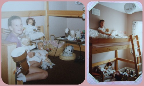 K's room in 80's