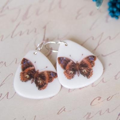 Redraven butterflies 36