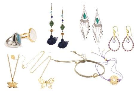 Jewellery treasures