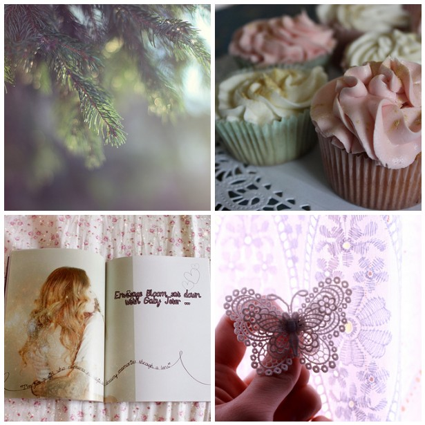 Trees and cupcakes