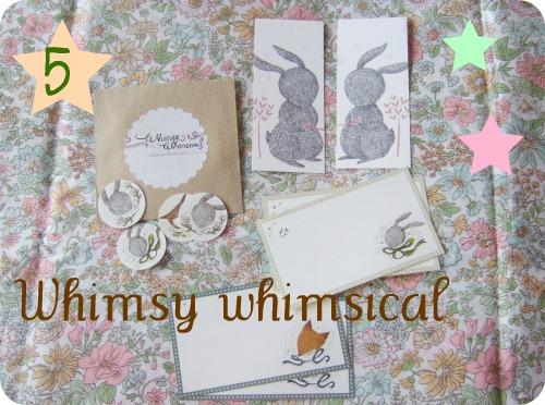 Whimsy whimsical