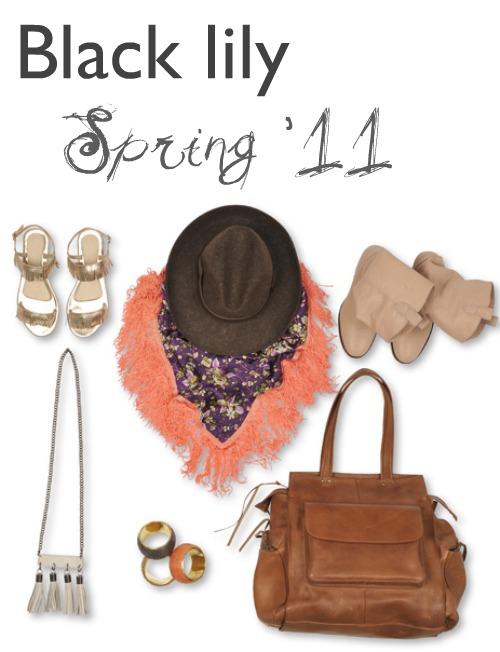 Blacklily spring