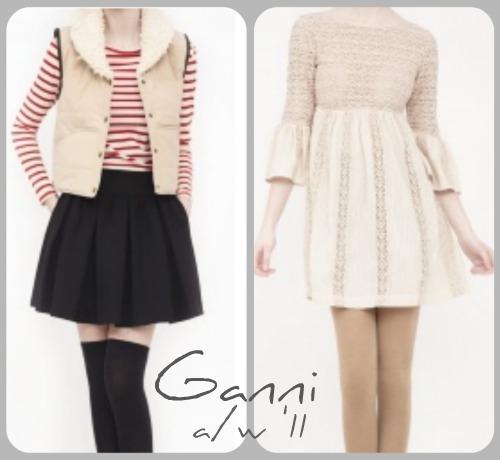 Ganni aw 2011