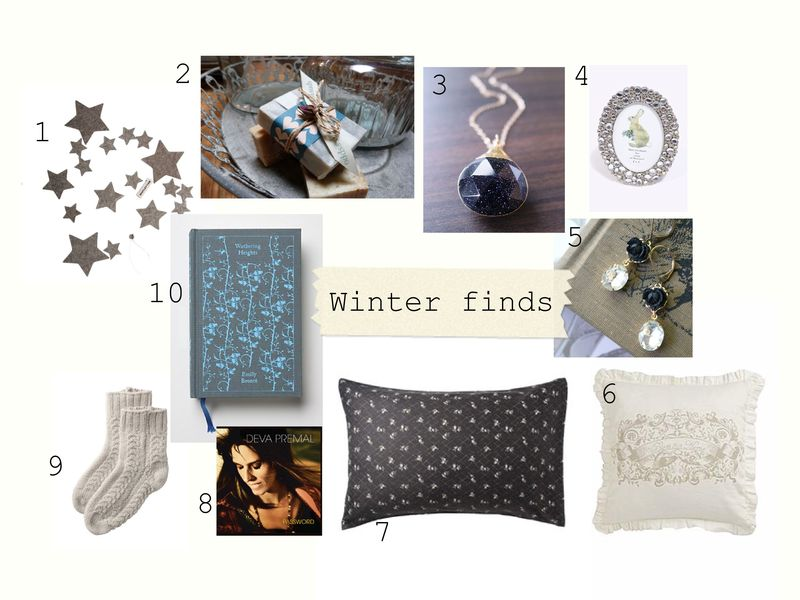 Winter finds