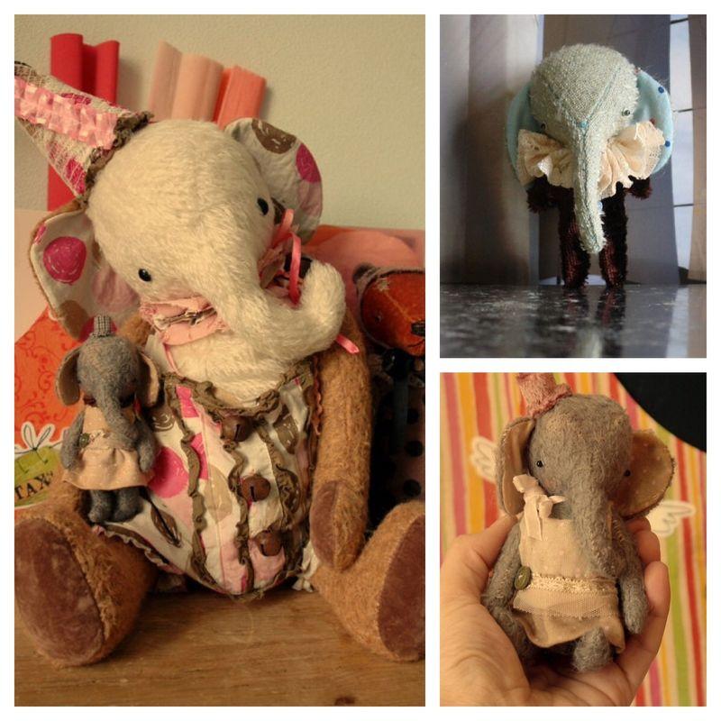Elephants by sasha pokrass 2