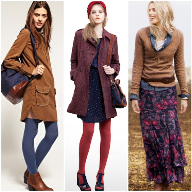 Clothes aw11 burgundy and tan