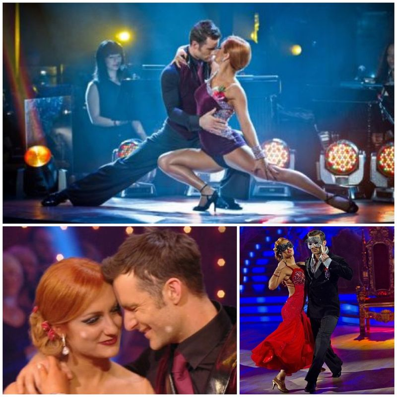 Harry and aliona argentine tango