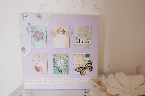 Alice's collage