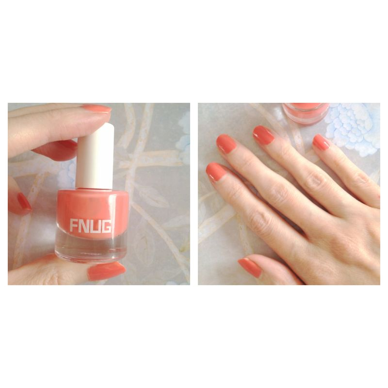 Fnug nail enamel from wildswans