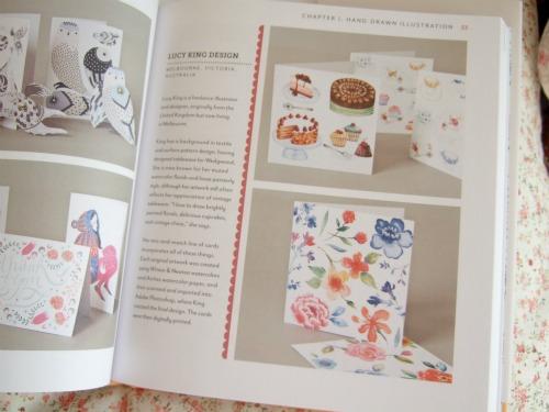 Inside i love stationery book