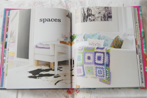 Spaces within Homespun Style by selina lake and debi treloar