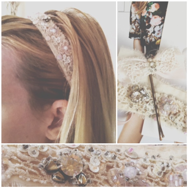 Sesame and lilly hairband 9