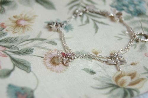 Alex monroe silver bracelet