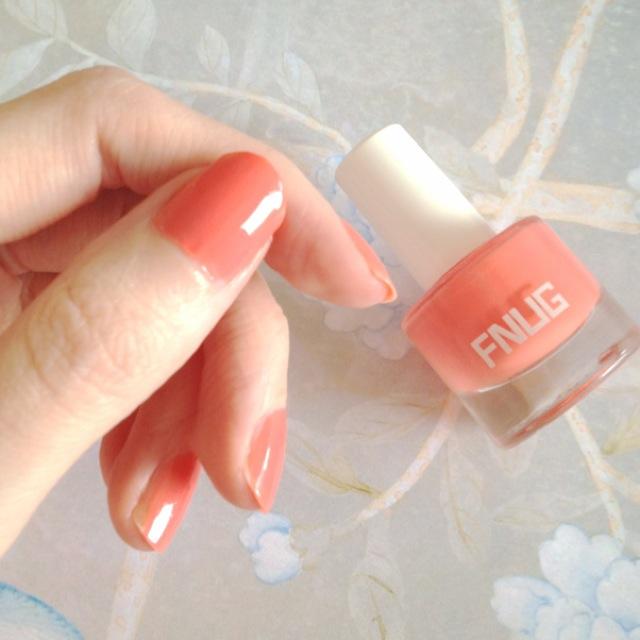 Fnug nail colour A lister