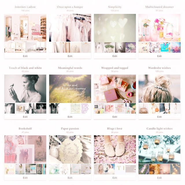 Pinterest boards 2
